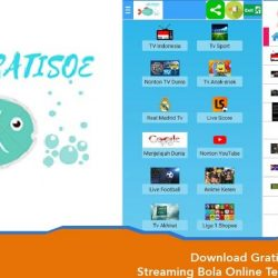 Cara Download Aplikasi Gratisoe TV Live Streaming